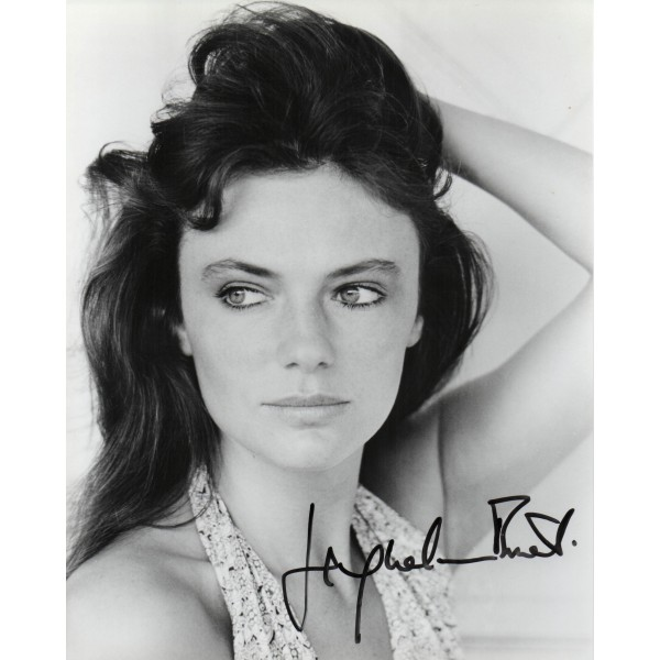 Jacqueline Bissett genuine signed authentic autograph photo