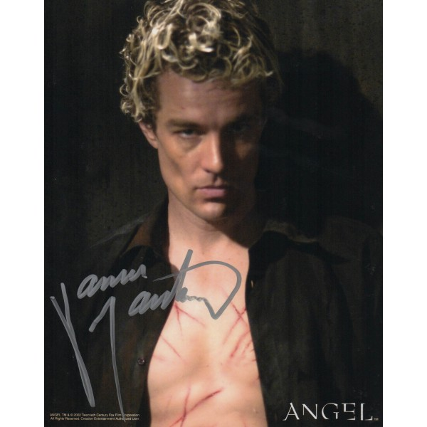 James Marsters Angel genuine signed authentic autograph photo