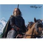 Lord of the Rings Bruce Hopkins genuine signed authentic autograph photo 2