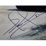 Nigel Mansell Williams F1 genuine signed authentic autograph photo