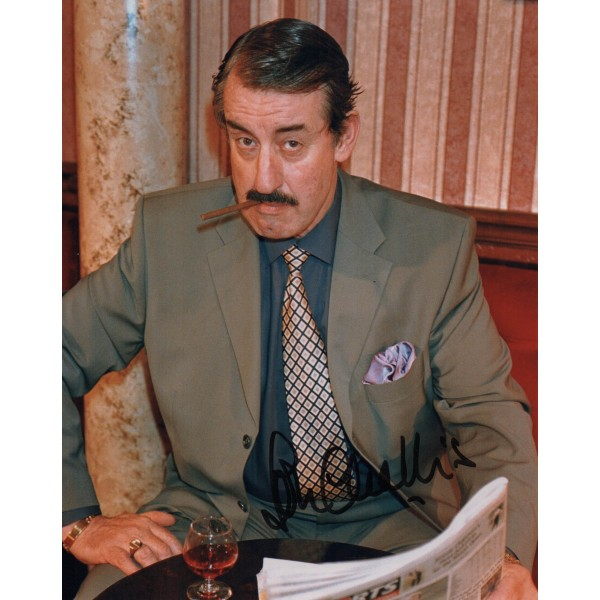 Only Fools and Horses John Challis Holderness genuine authentic autograph signed photo.