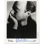 Phil Collins Genesis music genuine signed authentic autograph photo