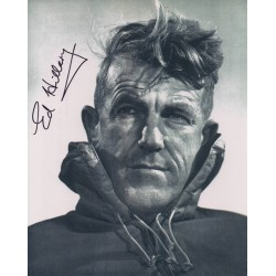 SOLD Edmund Hillary Everest genuine signed authentic autograph photo 3
