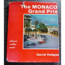 SOLD Graham Hill Monaco BRM Lotus F1 genuine authentic autograph signed book
