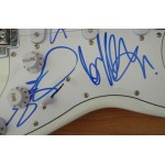 Spandau Ballet Hadley Kemp genuine fully signed authentic autograph guitar