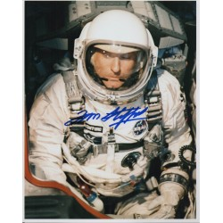 Tom Stafford space Gemini Apollo genuine authentic autograph signed photo 2.