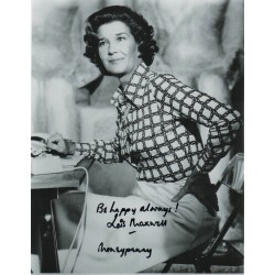 SOLD Lois Maxwell James Bond genuine authentic signed autograph photo 2