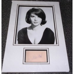 Natalie wood genuine authentic signed autograph signature display
