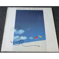 Chris Rea On The Beach genuine authentic autograph signature signed album