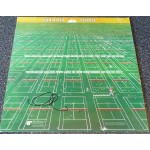 "Chris Rea ""Tennis"" genuine authentic autograph signature signed album"
