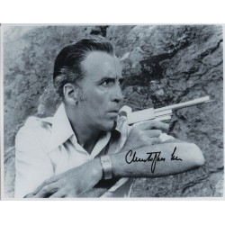 James Bond Ray Andrew genuine signed authentic signature photo