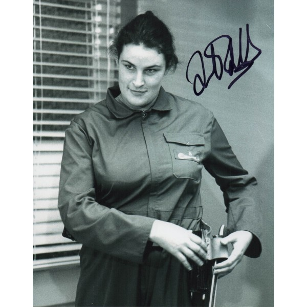 James Bond Julie T Wallace authentic signed autograph photo 4