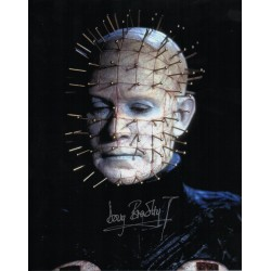 Doug Bradley Hellraiser authentic genuine signed autograph photo