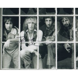 Pete Townsend The Who authentic genuine signed autograph photo