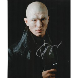 Rick Yune James Bond genuine authentic autograph signed photo