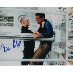 Robert Carlyle James Bond genuine signed autograph photo