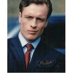Toby Stephens James Bond genuine signed autograph photo