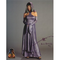 Bai Ling Bana Breemu Star Wars genuine authentic autograph signed photo
