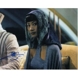 Bai Ling Star Wars genuine authentic autograph signed photo 2