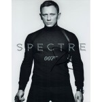 Daniel Craig James Bond genuine signed autograph photo 4