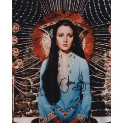 James Bond Jane Seymour genuine authentic autograph signed photo