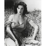 Jane Russell genuine authentic autograph signed photo 2