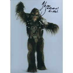 Michael Kingma Star Wars genuine authentic autograph signed photo
