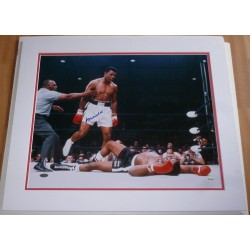 Muhammad Ali Boxing genuine signed authentic photo Online Authentics