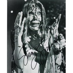 Sissy Spacek authentic genuine signed autograph Carrie photo