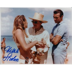 Ursula Andress James Bond genuine authentic autograph signed photo 4