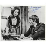 Valerie Leon Carry On genuine authentic autograph signed photo