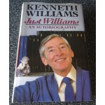 SOLD Kenneth Williams Carry On signed genuine signature book