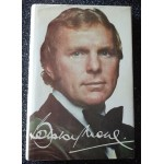 Bobby Moore World Cup 1966 West Ham signed genuine signature book