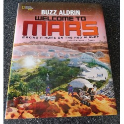 Buzz Aldrin Apollo 11 signed genuine signature book