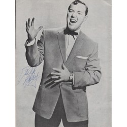 Bill Haley signed authentic genuine signature program