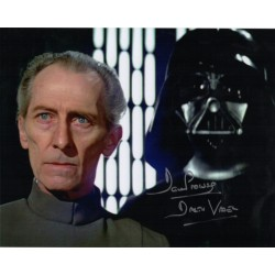 Dave Prowse Darth Vader Star Wars signed genuine signature photo 3
