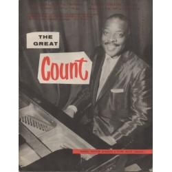 Count Basie Jazz signed genuine signature autograph photo