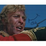 Michael Caine Zulu signed genuine signature autograph photo