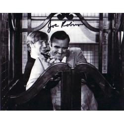 James Bond Joe Robinson Diamonds Are Forever genuine signed authentic signature photo