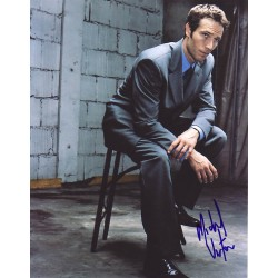 Michael Vartan Alias genuine signed authentic signature photo