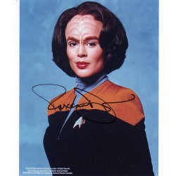 Roxann Dawson Star Trek Voyager genuine signed autograph photo
