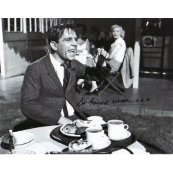 Sir Norman Wisdom genuine signed autograph photo
