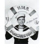 Sir Norman Wisdom The Bulldog Breed genuine signed autograph photo