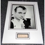 Charles Boyer genuine authentic autograph signature and photo