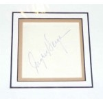 Ingrid Bergman genuine authentic signed autograph photo display