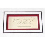 Lord Frederick Roberts genuine authentic autograph signature and photo