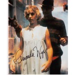 Amanda Wyss Nightmae on Elm Street genuine signed authentic signature photo