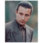 Andy Garcia genuine signed authentic signature photo