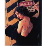 Asia Argento genuine signed authentic autograph photo