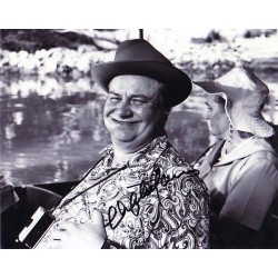 Clifton James genuine signed authentic signature photo